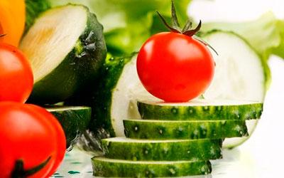 диета из огурцов и помидоров