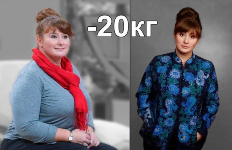 Диета Юлии Куварзиной фото 2