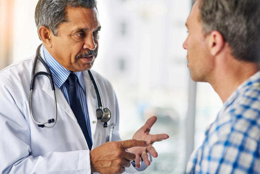 Тревогу создают врачи